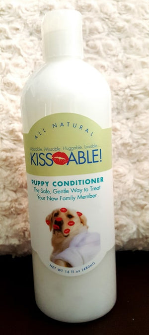 KissAble Puppy Conditioner