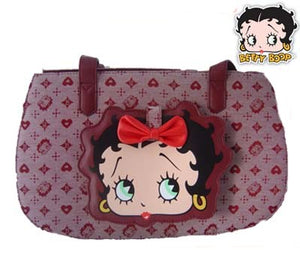 Betty Boop Red Dog Carrier