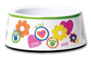 Maddy's Garden Dog Bowl