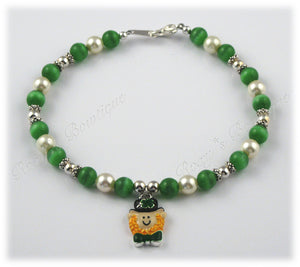 St. Patrick's Necklace - Dog Necklace