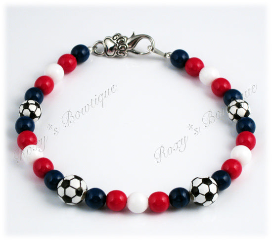 Soccer Doggie Necklace - Dog Necklace