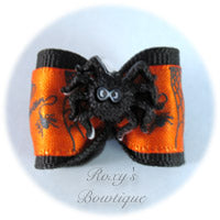 Giant Spider - Adult Dog Bow