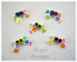 Summer Baby Dog Bow - Baby Dog Bows