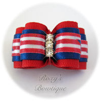 American Star - Adult Dog Bow