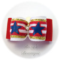 American Star-Puppy Dog Bow