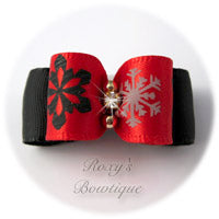 Christmas Wish - Puppy Dog Bow