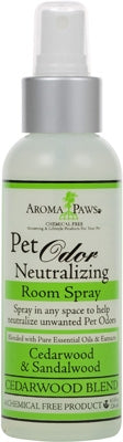 Cedarwood & Sandalwood Odor Room Spay