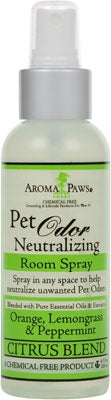 Citrus Odor Room Spray - Aroma Paws