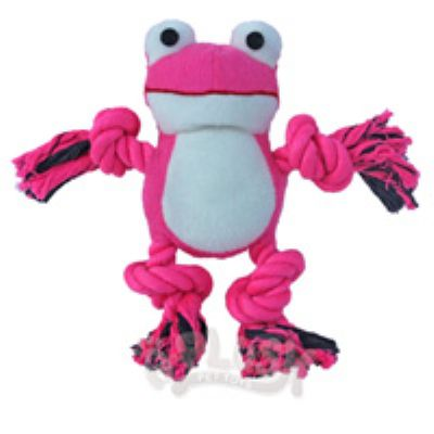 Froggy Sue Dog Toy