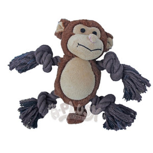 Lil' Kong Dog Toy - A-Plush Dog Toys