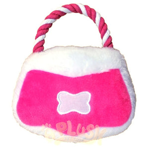 Poochie Purse Dog Toy - A-Plush Dog Toys