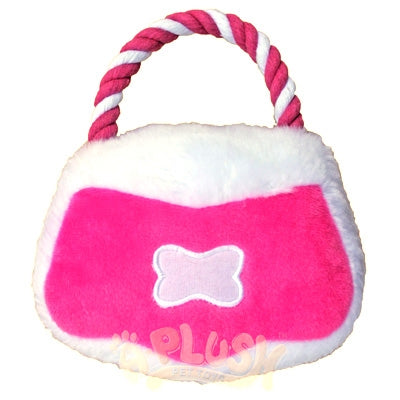 Poochie Purse Dog Toy