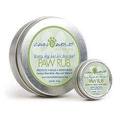Cain & Able Paw Rub