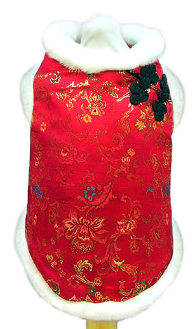 Chinese New Year Dog Vest - Doggie Designer