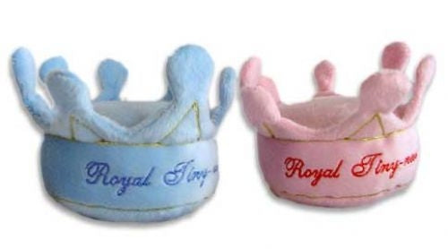 Royal Tiny-ness® Crown Plush Toy