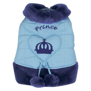 Royalty Pet Coat Prince - East Side Collection