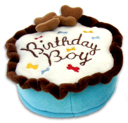 Birthday Boy Cake Toy