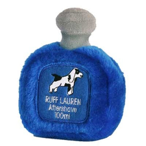 Ruff Lauren Cologne Dog Toy - Haute Diggity Dog