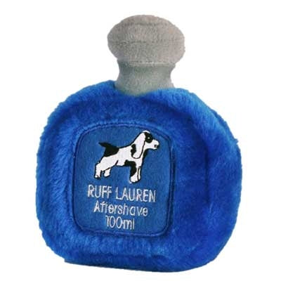 Ruff Lauren Cologne Dog Toy