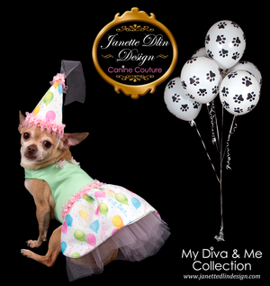Happy Birthday to You - Janette Dlin Design