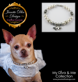 Bells of Love Necklace - Dog Necklace