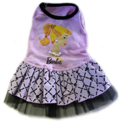 Barbie Anniversary Dog Dress