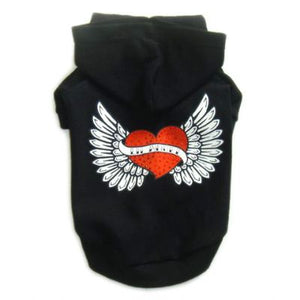 Lil Angel Dog Hoodie - Monkey Daze