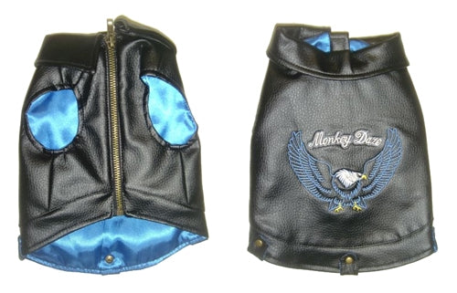 Motorcycle Jacket - Blue