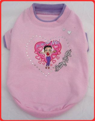All About Me Tee - Betty Boop Dog Clothes