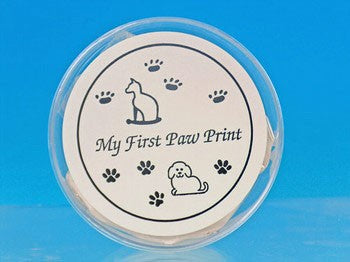 My First Paw Print Kit