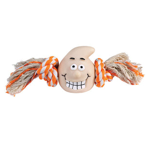 Zanies Hairy Scary Toys - Ghost