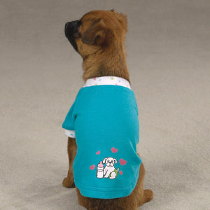 My Baby Solid Onesie Dog Shirt - East Side Collection