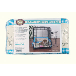 Slumber Pet Baby Bumper Crate Kits