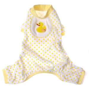 Ducky Pajamas - Pajamas for dogs - Pooch Outfitters
