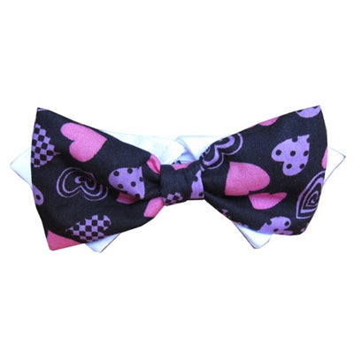 Purple Heart Shirt Collar - Pooch Outfitters