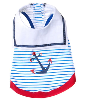 Sailor Tee Shirt - Pooch Outfitters
