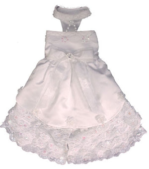 Venus Wedding Dress - Dog Wedding Dress - Pooch Outfitters