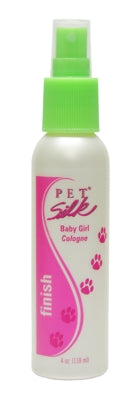 Pet Silk Baby Girl Cologne