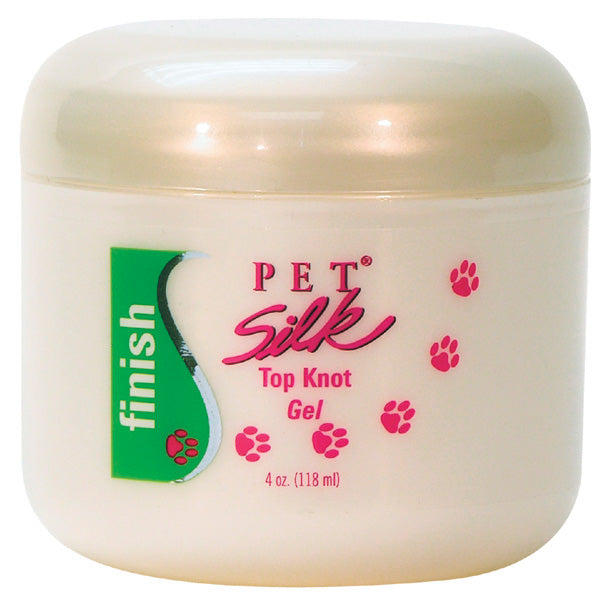 Pet Silk Top Knot Gel