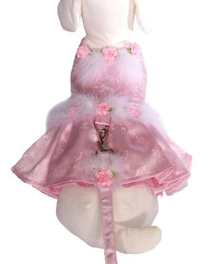 Rosie Flair Dog Dress - Cha-Cha Couture