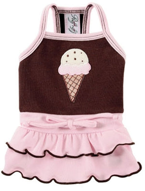 Gelato Dog Dress - Ruff Ruff Couture