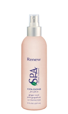 SPA™ Aroma Therapy Fresh Pamper Me Fresh Cologne - Renew Scent