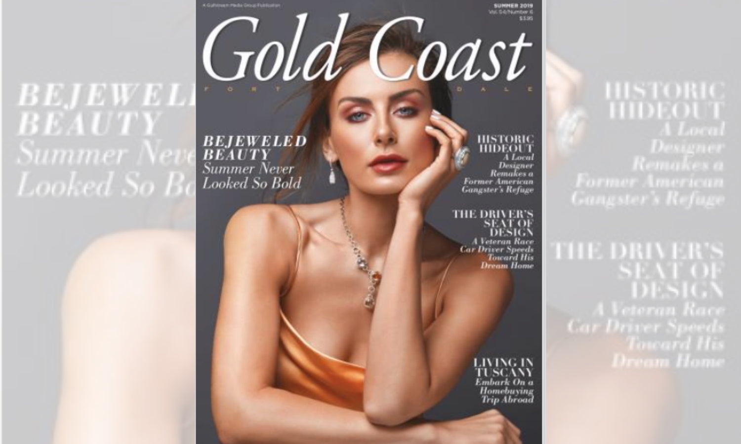Elegant Strand featured in Gold Coast