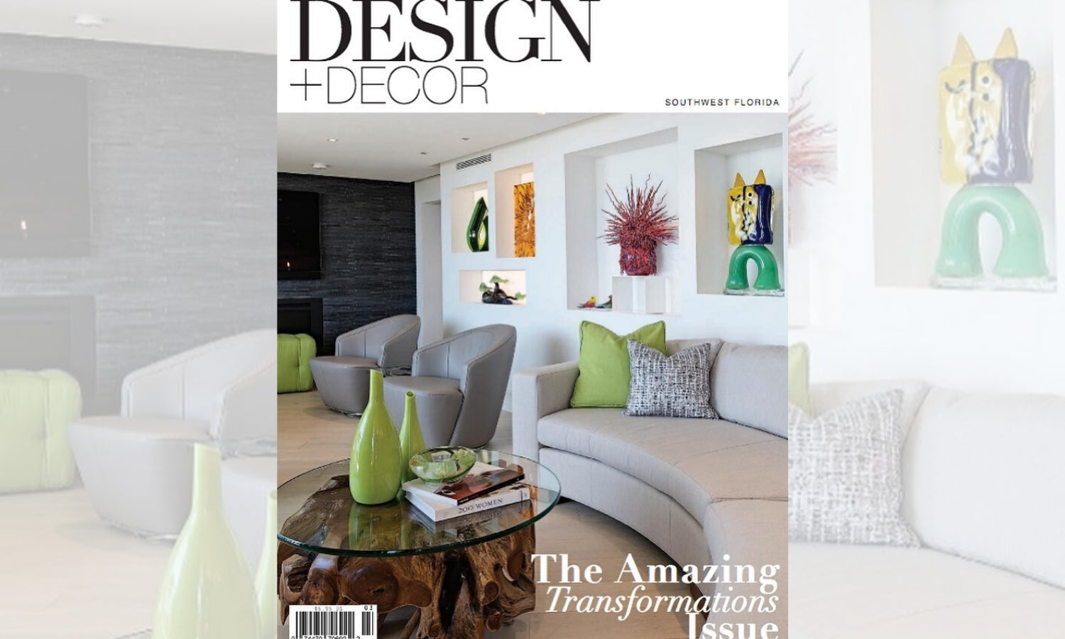 Elegant Strand featured in Design & Decor