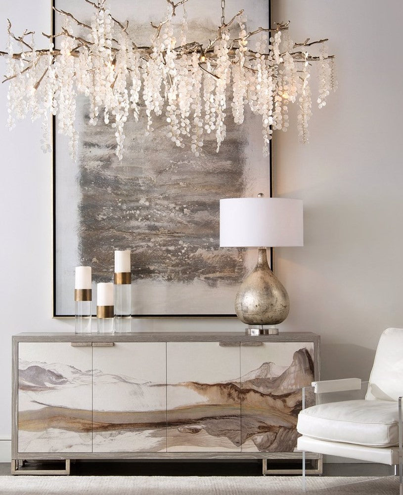 Elegant Strand Featured in Beautiful Homes & Designs