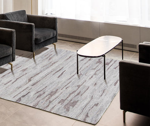 area rug material for home