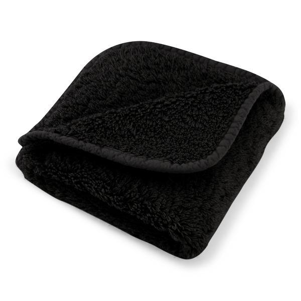 Wash Cloth Black Beauty
