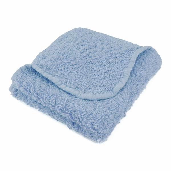 Wash Cloth Lichen Blue