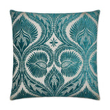 Burma - Peacock Decorative Pillow