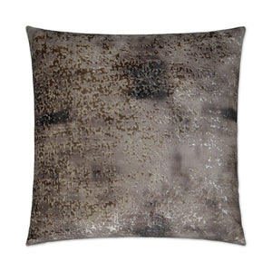 Crater - Moonstone Decorative Pillow